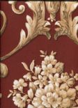 Classic Silks 3 Wallpaper CS35622 By Norwall For Galerie